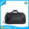 high quality unique style waterproof nylon travel duffel bag with shoes compartment