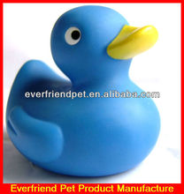 Rubber Phthalate Free Blue Floating Ducks