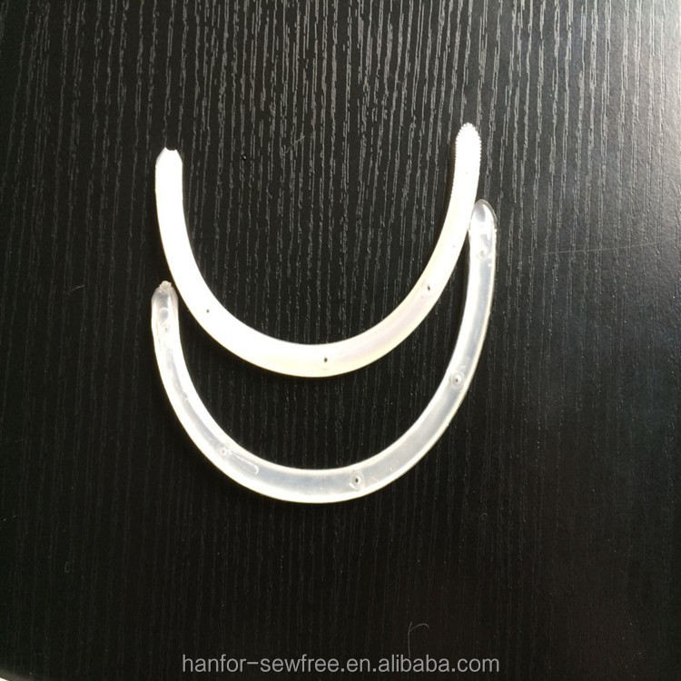 Shanghai Hanfor Seamless Silicone Bra Wire On Sale