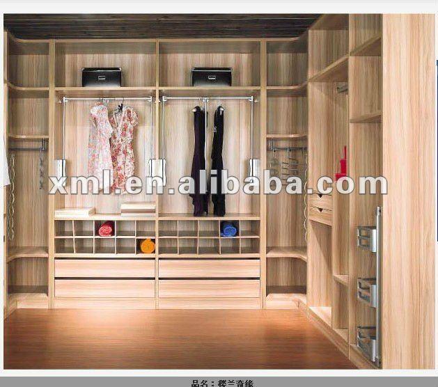 L Shaped Wardrobes: ファッションデザイン壁のワードローブをl字型- Diyの設計-ワードローブ-製品ID:573337862