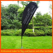 Swooper screen printing Polyester used flag poles sale