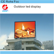 national star 3535 outdoor P8 SMD waterproof outdoor led display