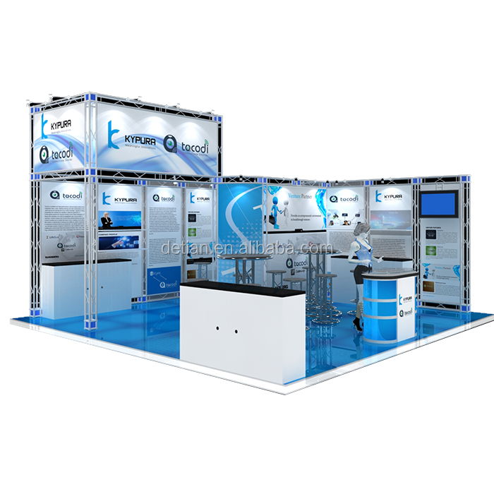 Exhibition Stand Design Tool : Detian offer exhibition expo stand design trade show truss booth