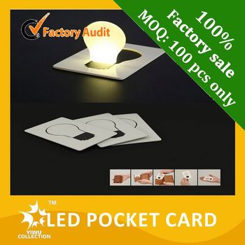 Led Flashing Lights For Card Making Portable Pocket Light Lamp Mini Torch