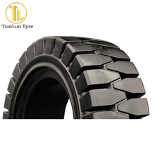 Whole sale rubber tires 28 x 9 - 15 8.15 - 15 brands forklift solid tire