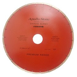 Durable Apollo Circular Saw Blade for Stone Cutting