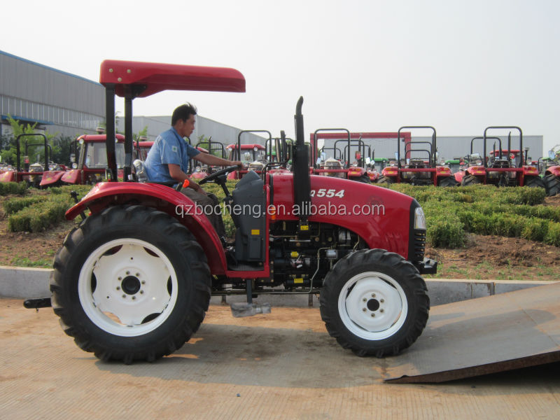 Mini Tractor China 55hp 4x4 Same Farm Tractors