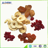 Different types of dry fruits mixing