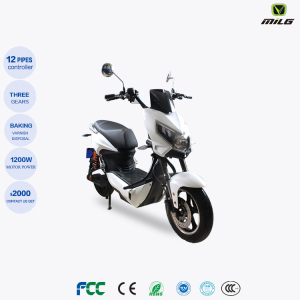 Meiling New model mini folding Ebike 5000W / small electric bicycle with lithium