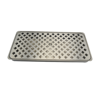Factory Supply Metal China Stainless Steel Bar Beer Drip Tray