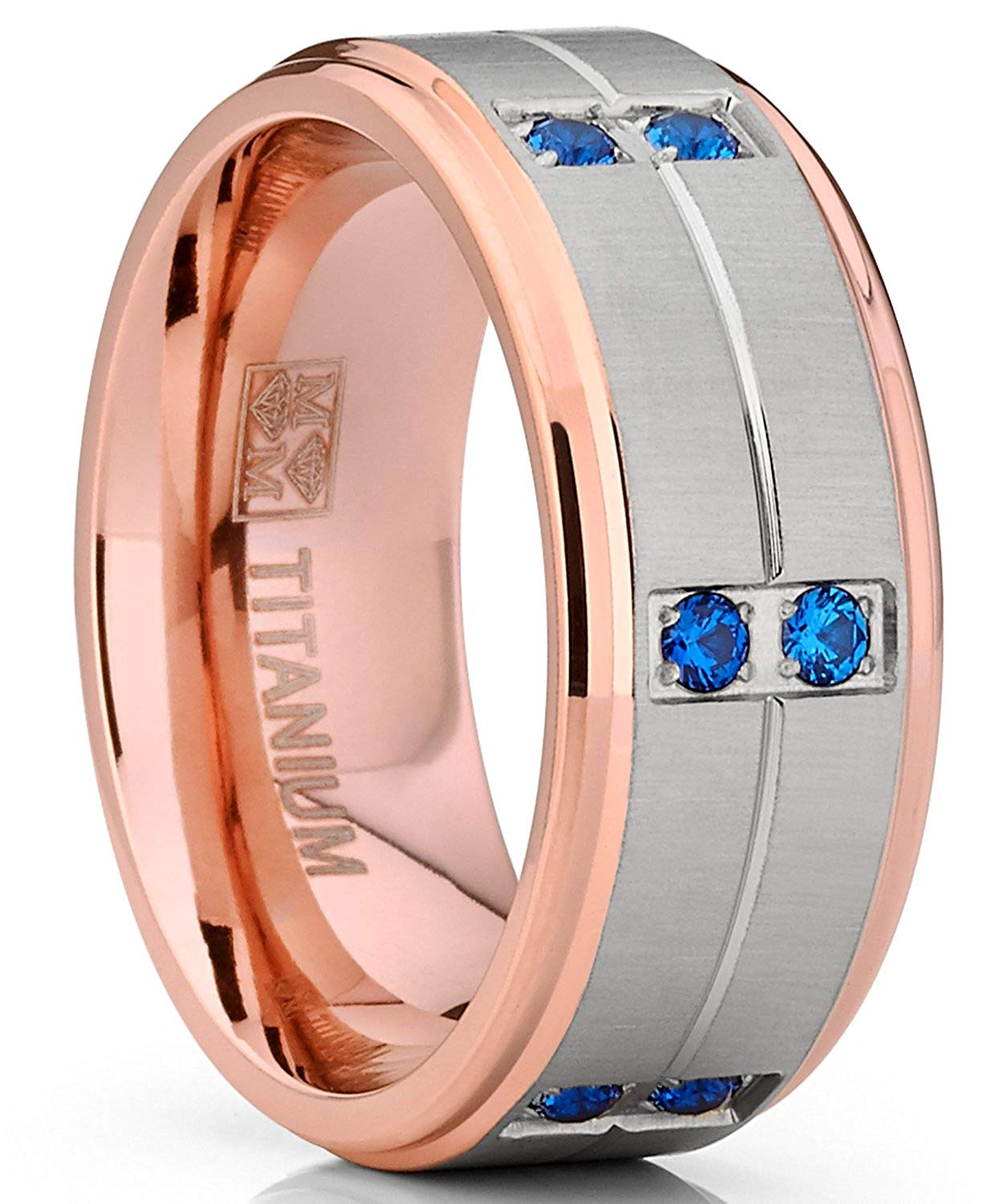 Cheap Rose Gold Wide Band Ring, find Rose Gold Wide Band Ring deals ...