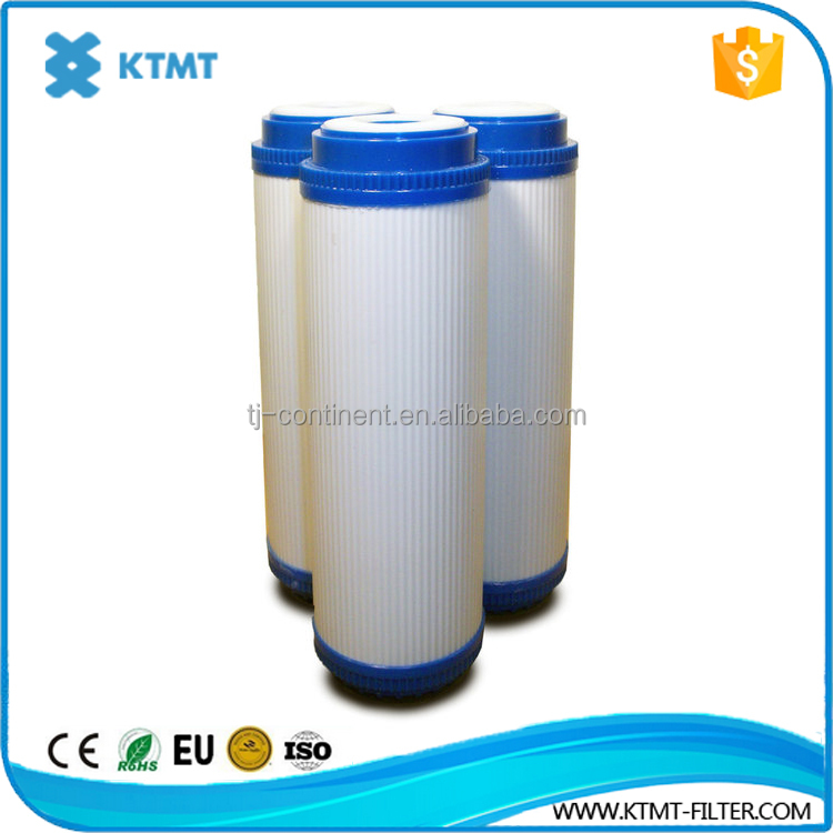 Gac Activated Carbon Filter Cartridge For Septic Tank Polyethylene ...