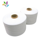 wholesale natural eco friendly 100% polyester yarn production prices