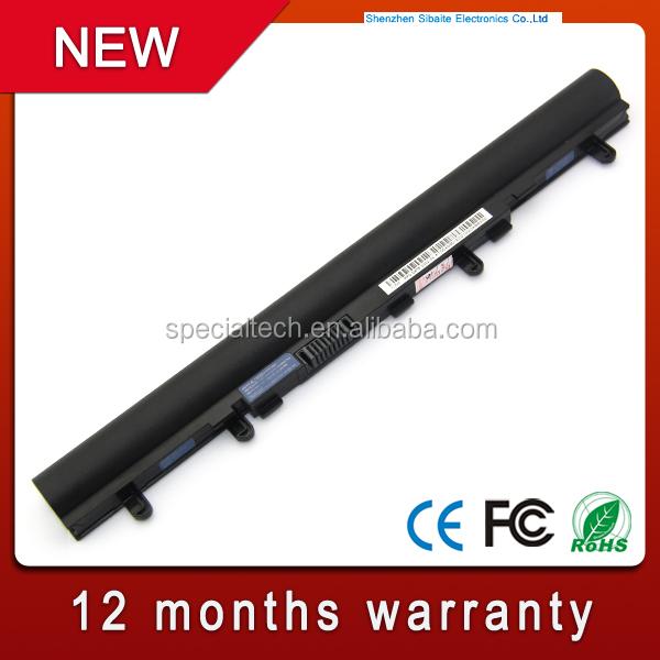 14.8v 2500mah Laptop Lithium Battery Pack For Acer V5 12a32 V5-471 ...
