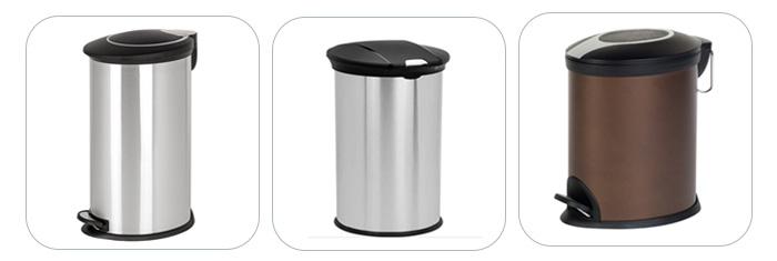 Per uso domestico nero rotondo di carta cestino della maglia bidone dei rifiuti filo di metallo decorativo rifiuti di carta bin