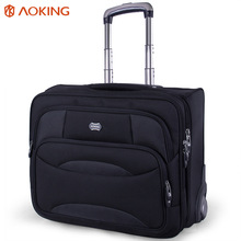 Guangzhou Aoking vintage porter sur <span class=keywords><strong>roue</strong></span> trolley <span class=keywords><strong>voyage</strong></span> bagages sacs