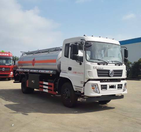 Shifeng 8 tons oil tank truck fuel diesel/gasoline transport truck