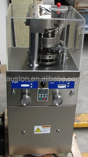 ZP-5-9 lab scale rotary Tablet Press, pharmaceutical machinery