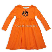 new coming childrens little girls peasant knit cotton kids winter dress 2015 pageant dresses for kids orange halloween dresses