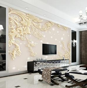 China PVC 3d Wallpaper/Wall Coating 3d Home Decor for China