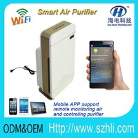 2016 hottest selling WIFI to IR Environment Housekeeper, PM2.5 Detection, Wifi Smart Air Quality Environment Detector