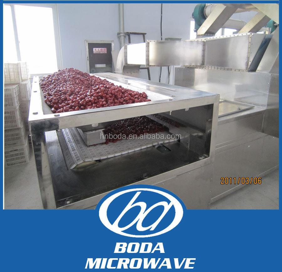 Conveyor Microwave Oven: Industrial Conveyor Belt Type Microwave Oven