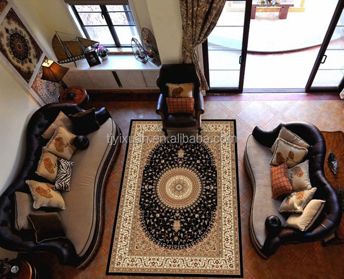 Hot Sale Polypropylene Turkish Carpet Hali