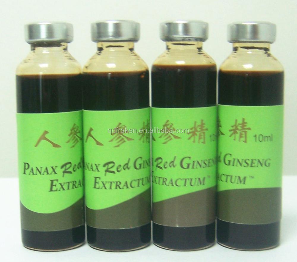 Ginsengi kökünü tıbbi amaçlı kullanırız