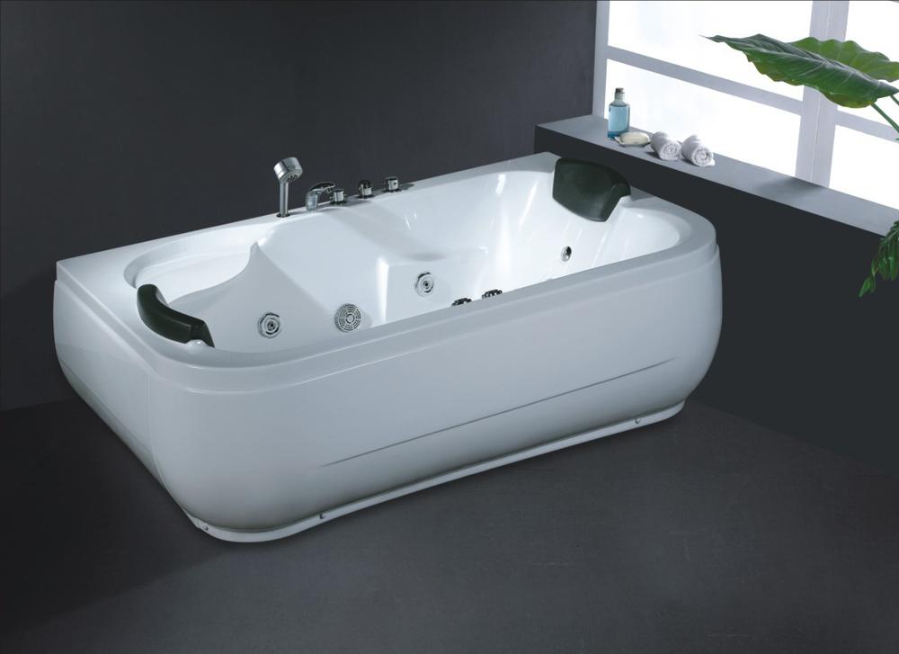 Hs-b253 Small Freestanding Square Bathtub,40 Inch Tub,Japanese Bath ...