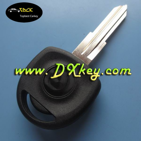 Car key fob for opel key with right blade ID40 chip key transponder chip opel