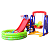Good Quality Combination Slide Indoor Plastic Slide for Kids with Ball Pool and Swing Indoor Playground