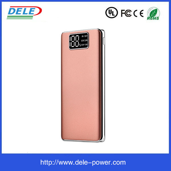 electonic aluminum power bank for cheap smartphone from alibaba,com