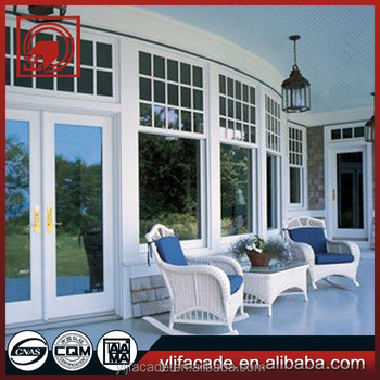 TOWNHOUSE Insulation Patio Door With Low E Glass
