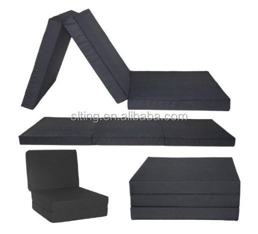 comfort gemakkelijk slapen bed opvouwbaar matras hoge dichtheid schuim voor op de camping buy. Black Bedroom Furniture Sets. Home Design Ideas