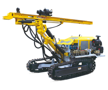 Z138YA Mine Drill Rig Dth Drilling Machine For Borehole