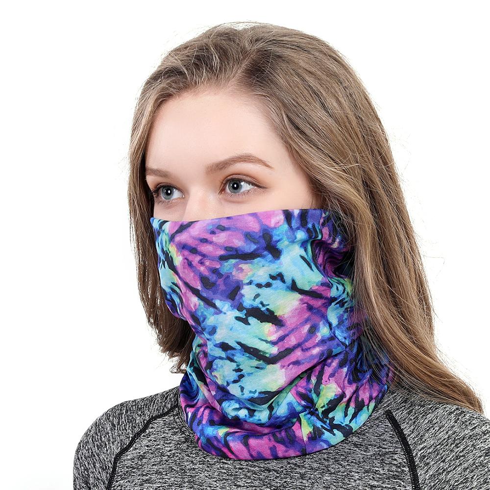 scarf tube bondage