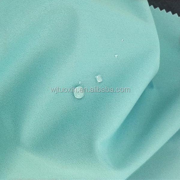 Cheap Interlock Softshell Fabric /waterproof Fabric For North Face ...