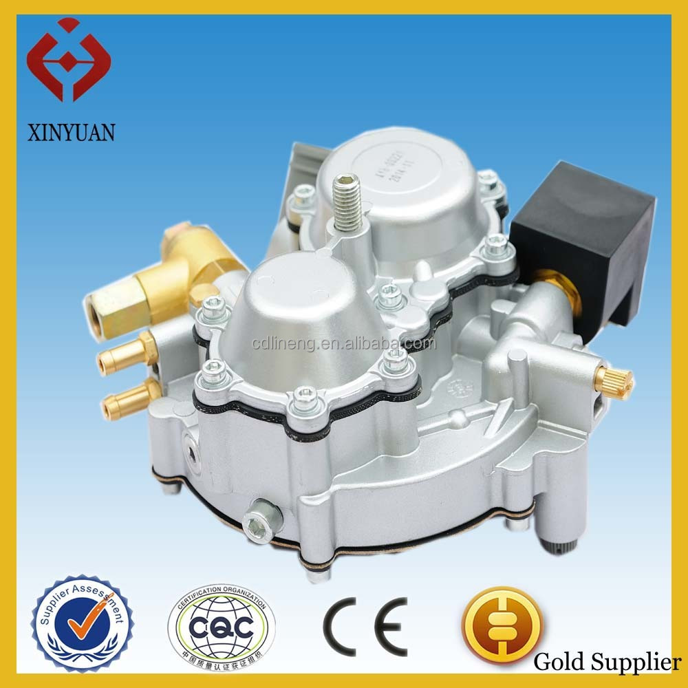 ngv fuel saving CNG regulator/reducer