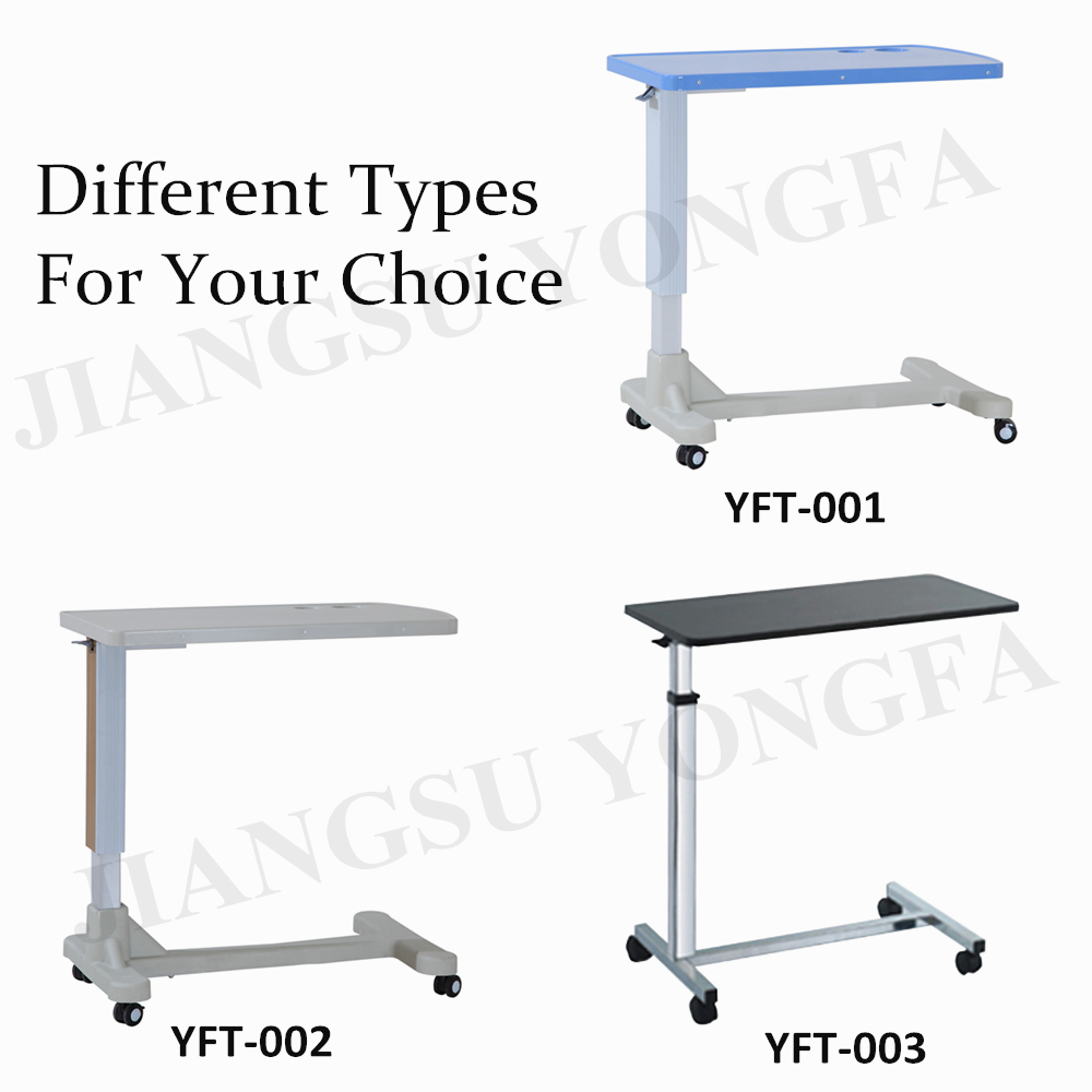 Movable Dining Table Yft 001 Movable Dining Table For Medical Use Hospital Table Buy