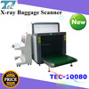 High performance baggage inspection X-ray machine TEC-10080 used in airport and railway station