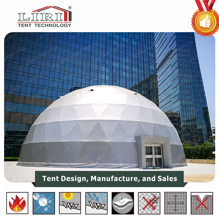 geodetische koepeltent (4)