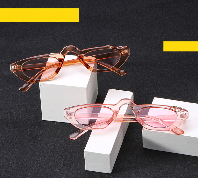 Wholesale womens metal sunglasses customized-5