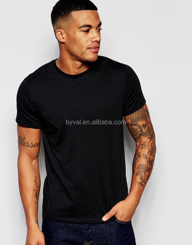 real quality quality design fast color Customize Screen Print Tshirt 100% Cotton Custom Wholesale Mens Plain Black  T Shirt - Buy 100% Cotton Custom Wholesale Mens Plain T Shirt,Wholesale ...