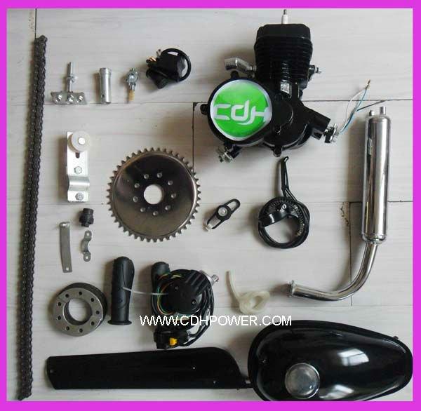 No Epa 50cc Motorized Bicycle Engine Kit/ Motorized Push Bike ...