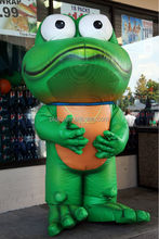 Advertising Inflatable Frog/Giant Inflatable Frog/High Quality Inflatable Frog