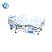 ZC- E5R1 Examination Chair Electric Physical Therapy Table Fully Electric Hospital Bed
