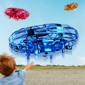 Chinese Newest Rc Drone Magic Sensor Drone UFO For Wholesale
