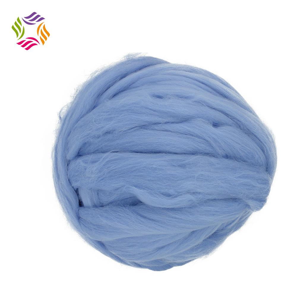 6cacb57ee657 Wholesale Australian merino wool tops   giant yarn with 64s   chunky merino  wool yarn
