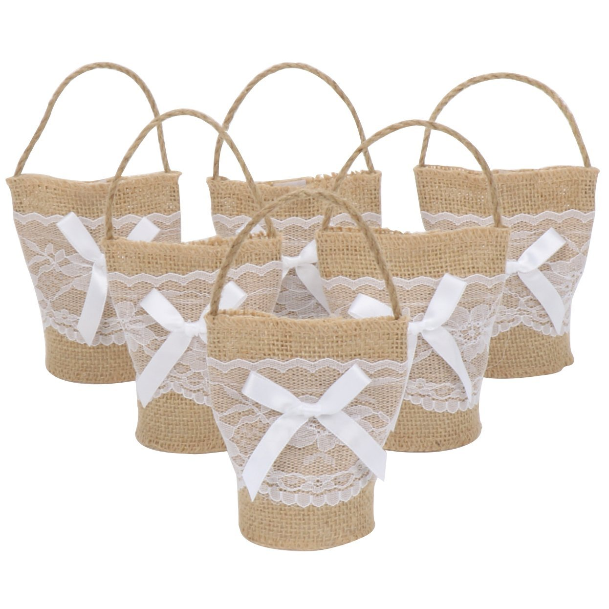 Cheap Burlap Bags Wedding, find Burlap Bags Wedding deals on line at ...