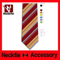 Fashionable hotsell fine silk ties special pattern
